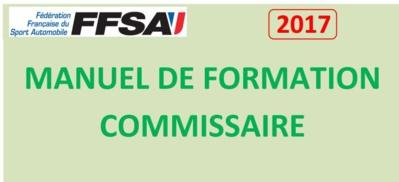 Manuel de formation Commissaire 2017
