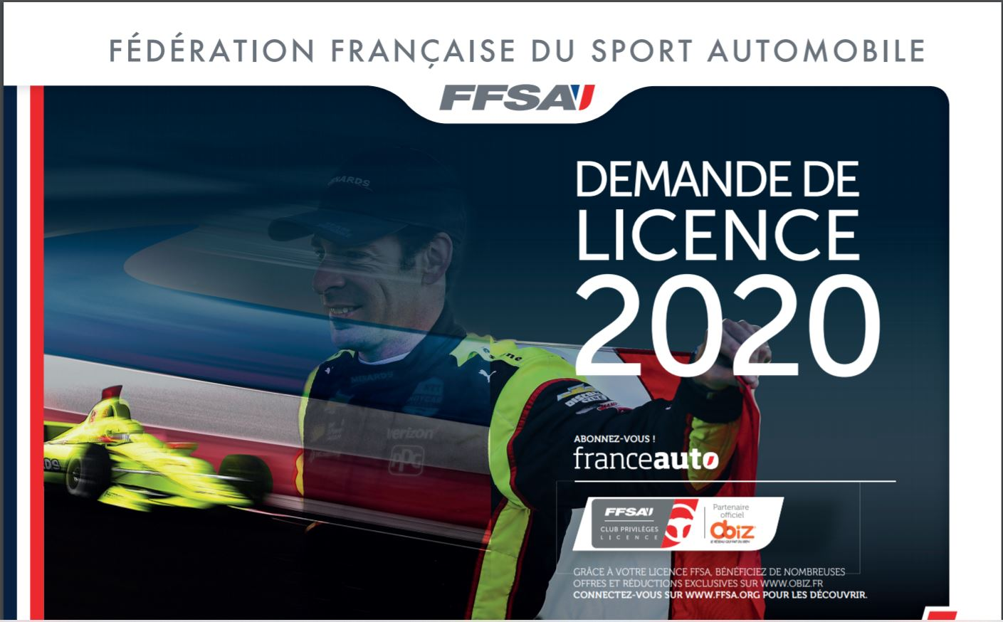 2020 licence