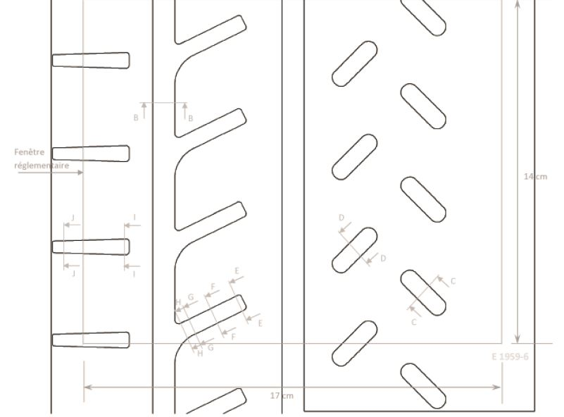 liste des  pneus pour asphalte homologués rallye fia au 23.03.2016