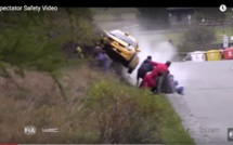 Un clip spectaculaire pour améliorer la sécurité en rallye
